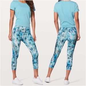 Lululemon Wunder Under Crop - Luxtreme